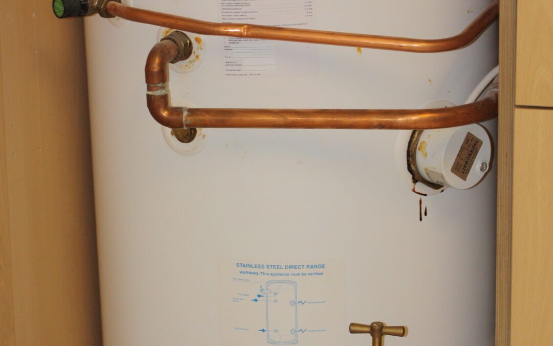 3 Things A Professional Looks For In A Faulty Hot Water Tank